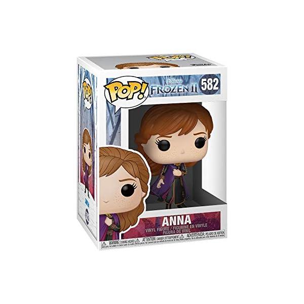 Funko Pop Anna (Frozen 2 582) Funko Pop Frozen