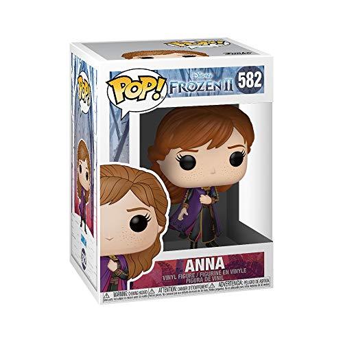 Funko 40886 POP Disney: Frozen 2-Anna Sammelbares Spielzeug, Mehrfarben