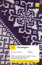 Teach Yourself Norwegian Complete Course, New Edition (book only) by Margaretha Danbolt Simons (2005-01-21)
