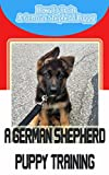 A German Shepherd Puppy Training: How To Train A German Shepherd Puppy