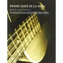 Regino Sainz De LA Maza (Classical Guitar)