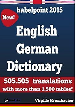 english-german-dictionary-babelpoint-2015-505-505-translations-english-edition