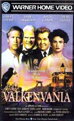 Valkenvania - Die wunderbare Welt des Wahnsinns [VHS]
