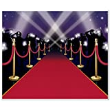 léopard 52150Red Carpet Insta panoramique, rouleau par 6-Feet