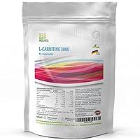 L-Carnitin-3000 500 vegane Tabletten Vegan, Fatbuner Big Pack XL, Slimming Diät, Abnehmen, Qualität aus Deutschland preisvergleich bei fajdalomcsillapitas.eu