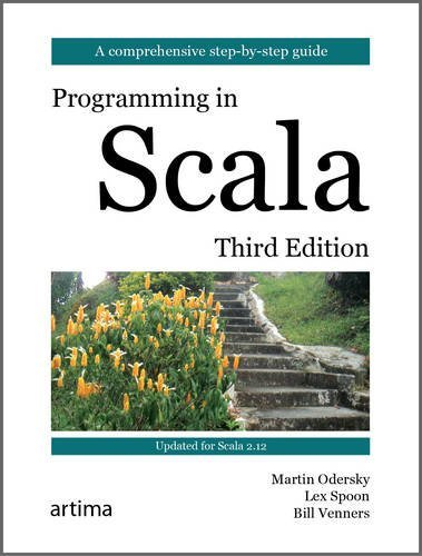 Programming in Scala, 3rd Edition par Martin Odersky