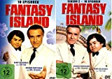 Fantasy Island DVD 1+2 (20 Episoden) (4 DVDs)