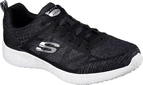 Skechers burst 52016 rosso Black/White