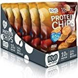 NOVO NUTRITION PROTEIN PROTEIN CHIPS 6 Packungen a' 30g (BBQ)
