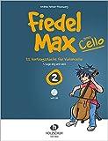 Fiedel-Max Goes Cello 2 (mit CD): 22 Vortragsstücke für Violoncello (1. Lage eng und weit)