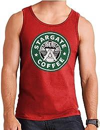 Stargate SGC Starbucks Coffee Men's Vest