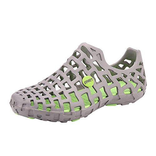 Sandalias Hombres Mujeres Verano Riou Amantes Zapatos