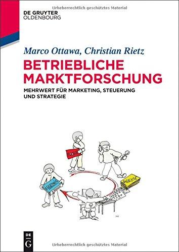 Betriebliche Marktforschung: Mehrwert für Marketing, Steuerung und Strategie: Mehrwert für Marketing, Steuerung und Strategie