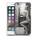 Head Case Designs Offizielle Rita Ora Kalender März Kunst Ruckseite Hülle für Apple iPhone 6 / 6s