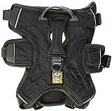 Ruffwear 30101-025S2 Web Master Harness Hundegeschirr, XXS, grau