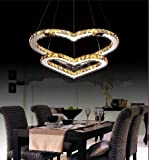 Gowe cristal de luxe lustre en cristal lustres de fixation d'occasion  Livré partout en Belgique