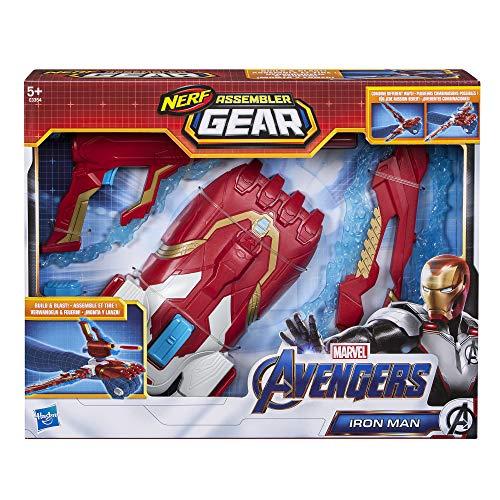 Avengers E3354EU4 AVN Assembler Gear 2.0 Iron Man, Multicolour