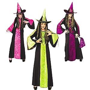widmann-wdm33476traje Chica, Verde y Rosa Púrpura, wdm33476