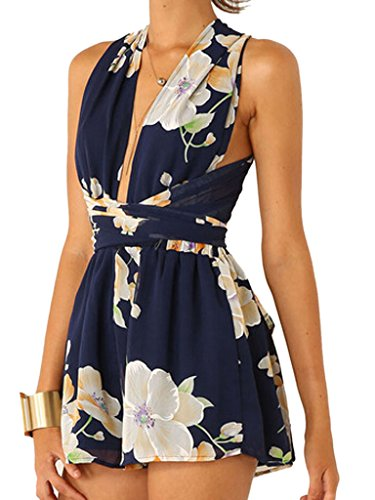 choies-womens-chiffon-deep-v-neck-floral-back-cross-tie-waist-playsuit-m
