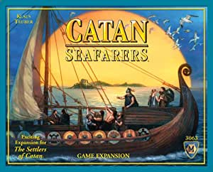 The Settlers of Catan Expansion: Seafarers