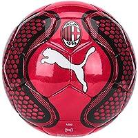Puma AC Milan Future, Ball Unisex–Adulto, Tango Red-puma Black, Mini
