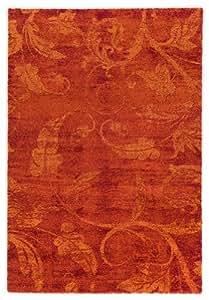 Luxus Teppich aus der Kollektion Gabeh-0004-805-Terra 120x170cm