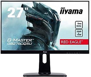 "iiyama GB2760HSU-B1 Ecran PC TN/LED 27"" 1920 x 1080 Pixels 1 ms Noir (B07J37NY8X) | Amazon price tracker / tracking, Amazon price history charts, Amazon price watches, Amazon price drop alerts"
