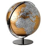 Globe Collection-Globo Globos, plástico, Dorado, 43cm