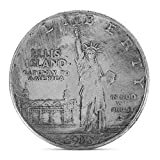 Exing Sammlermünzen Münze, Copy 1906 Vereinigte Staaten Von Amerika Morgan Coin Freiheitsstatue Fackel