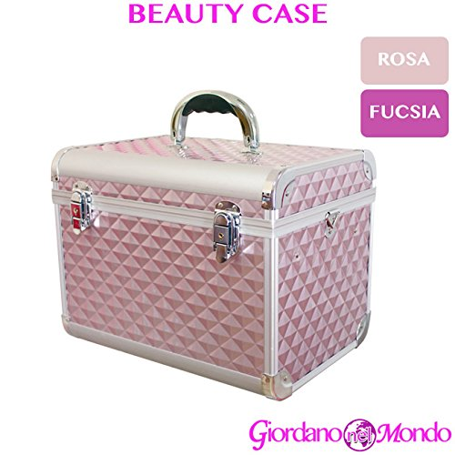 Beauty case Make Up Maquillage Nail Art Maquillage Valise rigide modèle Special professionnelle pour esthéticienne