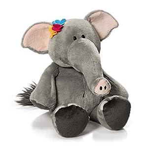 NICI 36603 - Elefante de Peluche (N36603) - Peluche Elefante Priscilla 25 cm, Juguete Peluche Primera Infancia