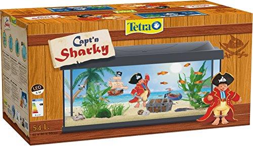 Tetra LED-Aquarium Capt'n Sharky, 54L