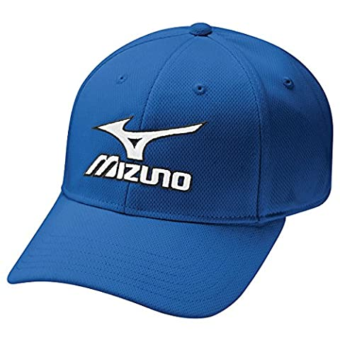 Mizuno Golf 2016 Mens Tour Fitted Cap - Royal - One Size