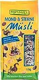 Rapunzel Mond & Sterne Müsli, 1er Pack (1 x 1 kg) - Bio
