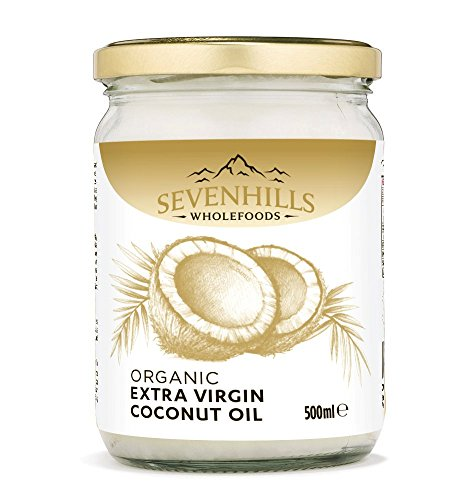 sevenhills-wholefoods-organic-extra-virgin-raw-coconut-oil-cold-pressed-500ml