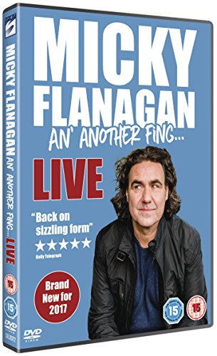 Micky Flanagan - An Another Fing Live [DVD]