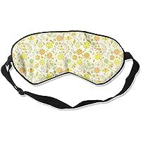 Yellow Citrus Fruit 99% Eyeshade Blinders Sleeping Eye Patch Eye Mask Blindfold For Travel Insomnia Meditation preisvergleich bei billige-tabletten.eu
