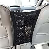 Best Car Perfumes - MICTUNING Upgraded 2-Layer Universal Car Seat Storage Mesh/Organizer Review