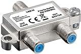 3 Stück - SAT-Schalter verteilt/schaltet 1 LNB auf 2 SAT-Receiver