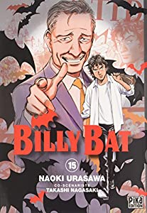 Billy Bat Edition simple Tome 15