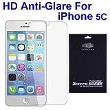 iPhone 5/5°C/5S Screen Protector Anti-Glare HD
