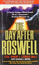 The Day After Roswell by Philip J. Corso (2009-04-09)
