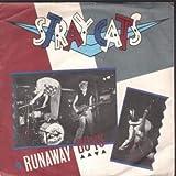 STRAY CATS Runaway Boys 7' vinyl