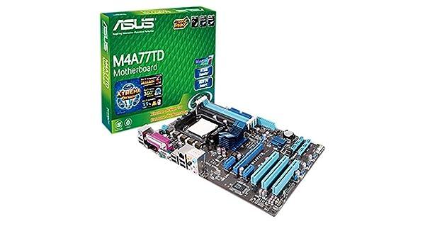 ASUS M4A77TD AMD CHIPSET WINDOWS DRIVER DOWNLOAD