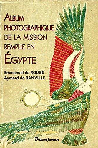 Album photographique d'Égypte