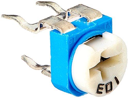20Stück blau weiß Horizontal Trimmer Widerstand Potentiometer 10310K ohm