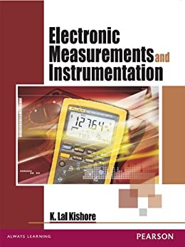 Electronic Measurements and Instrumentation by [Kishore, K. Lal]