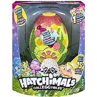 Hatchimals CollEGGtibles Secret Scene Playset Niño/Niña - Kits de Figuras de Juguete para Niños (5 Año(s), Niño/Niña, Multicolor, China, 80 mm, 53,8 mm)