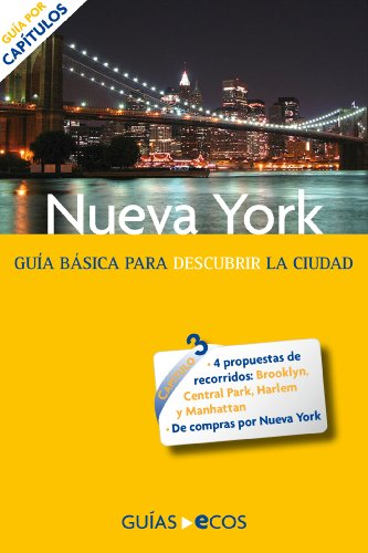 Nueva York. Capítulo 3: recorridos y compras