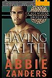 Having Faith: Callaghan Brothers, Book 7 (English Edition)